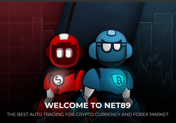 Net89, Robot Forex Berteknologi AI. Bikin Kita Rebahan Pun Dapat Duit